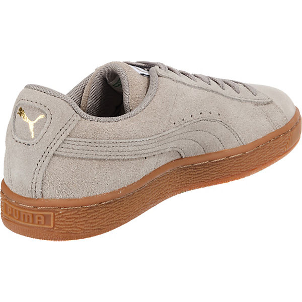 Suede Classic Sneakers Low