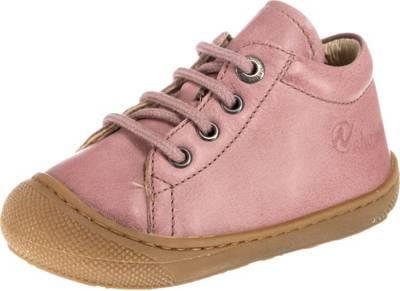 Naturino, Lauflernschuhe für Mädchen, rosa