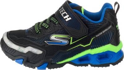 SKECHERS, Sneakers low Blinkies FLEX GLOW für Jungen