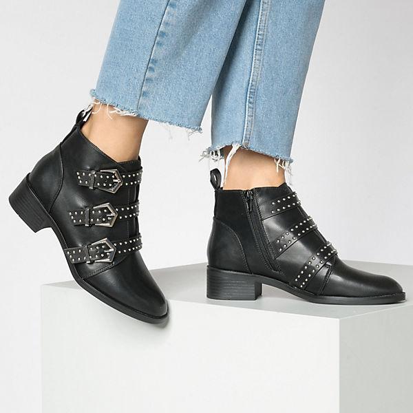 ONLY, Bright Klassische Stiefeletten, schwarz    Gute Qualität beliebte Schuhe ce0cf8
