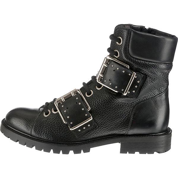 billi bi Biker Boots Boots Boots schwarz  Gute Qualität beliebte Schuhe b52b5b