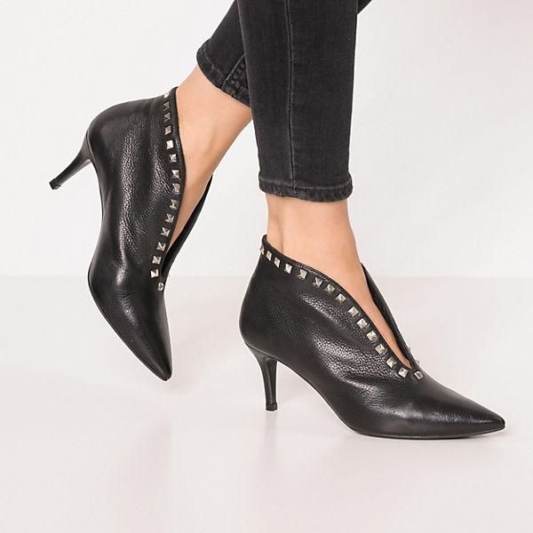 billi bi, bi, bi, Klassische Stiefeletten, schwarz   b459d1