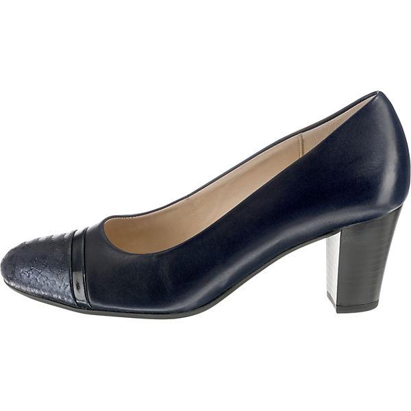 Gabor, Klassische Pumps, blau  Schuhe Gute Qualität beliebte Schuhe  fbede3