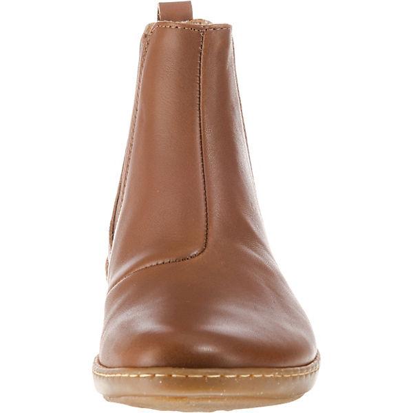 NATURALISTA Chelsea CORAL Boots cognac EL ZqwExdZF