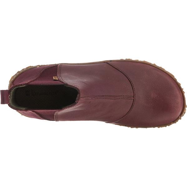 EL NATURALISTA, SOFT GRAIN-PLEASANT  Chelsea Boots, rot  GRAIN-PLEASANT  2ea581