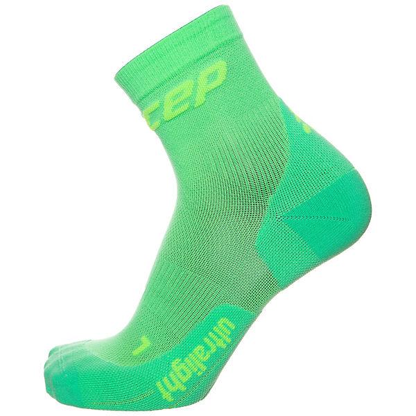 grün Short Ultralight Socks CEP Damen Kompressionssocken xXw60qZ5S