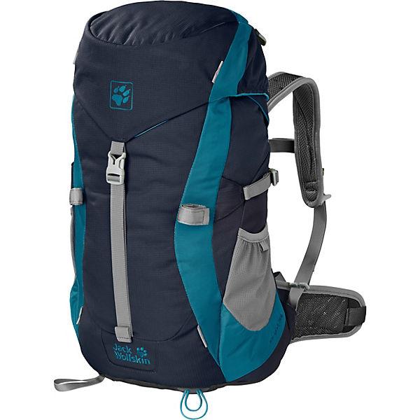 Wolfskin Trail Wanderrucksack 20l Alpine Jack Kinder Blau iZPkXu