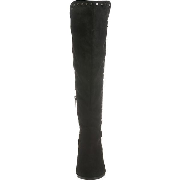 Klassische schwarz MTNG Stiefel Catrina MTNG Catrina txUwqdvd