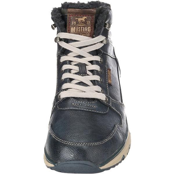 dunkelblau Sneakers MUSTANG dunkelblau MUSTANG High MUSTANG MUSTANG Sneakers MUSTANG Sneakers dunkelblau dunkelblau Sneakers High High High Cqw0UXyv