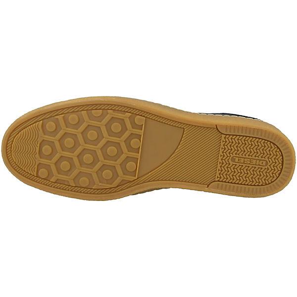 Sneakers I Exposure Low schwarz DIESEL nP0fqwqd5x