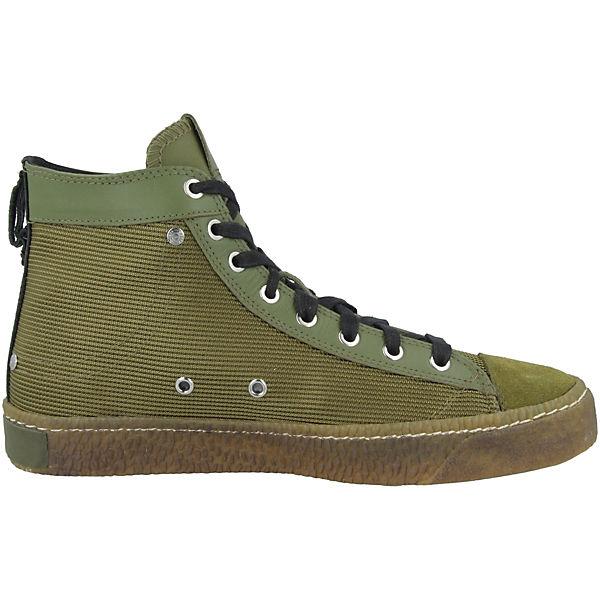 DIESEL I Exposure High grün Sneakers rrTwPnqH5B