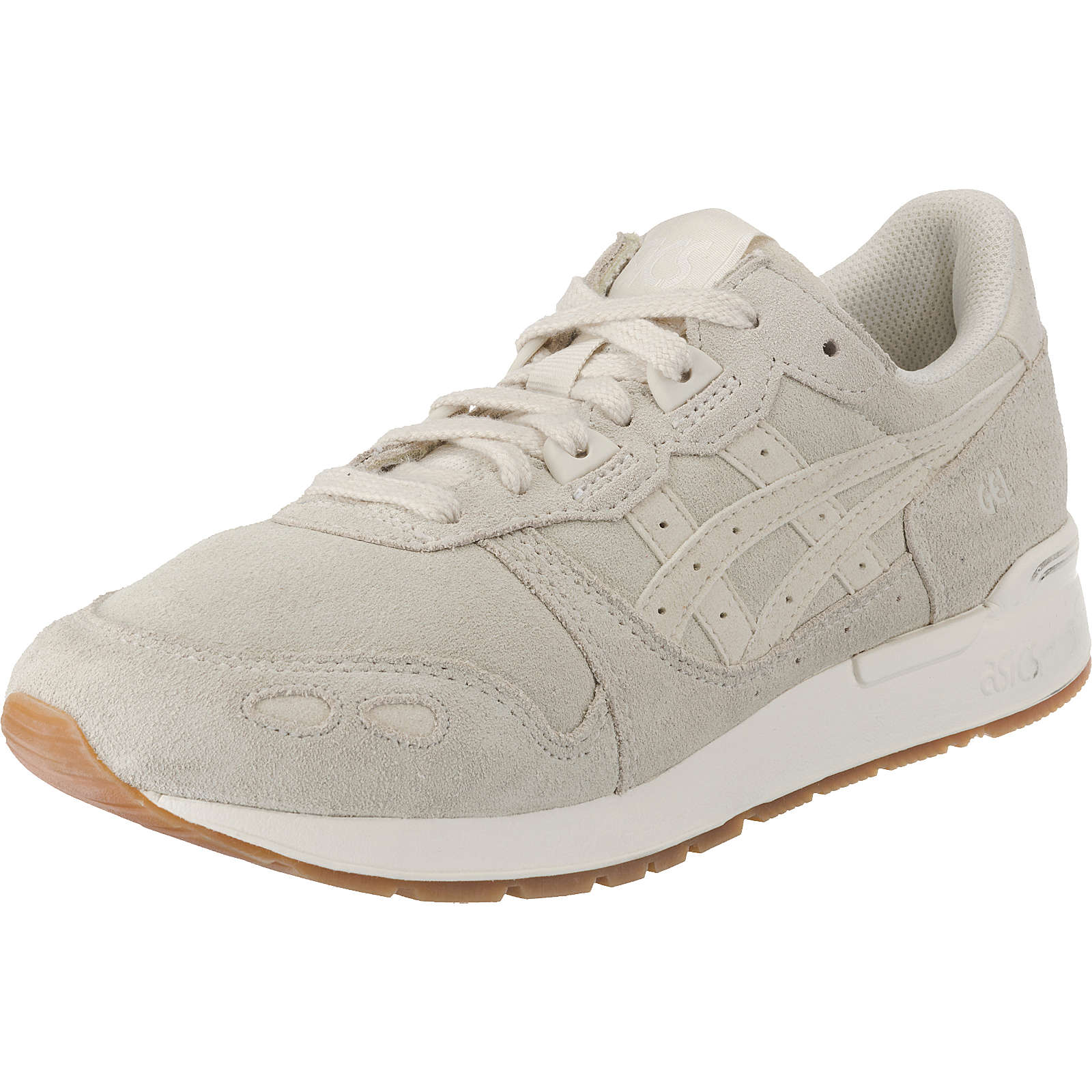 ASICS Tiger Gel-Lyte Sneakers Low beige Damen Gr. 41,5