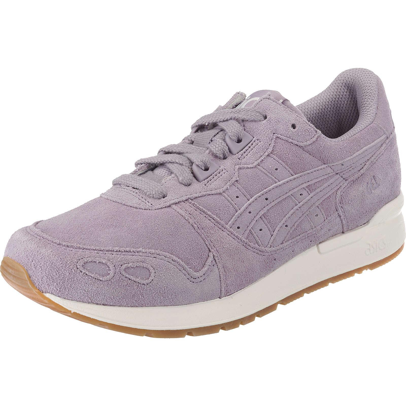 ASICS Tiger Gel-Lyte Sneakers Low flieder Damen Gr. 41,5