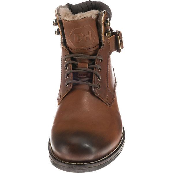 DANIEL HECHTER, Valmont Winterstiefel, beliebte braun Gute Qualität beliebte Winterstiefel, Schuhe 877ada