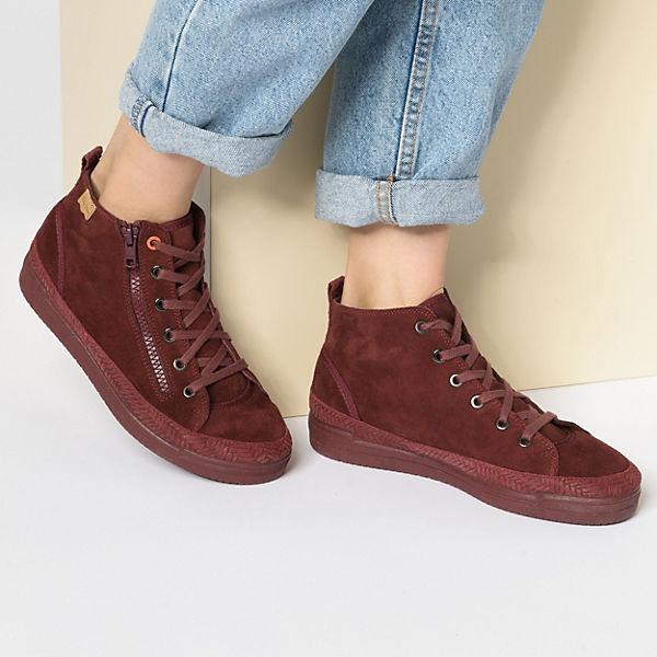 Toni Pons, Schnürstiefeletten, bordeaux  Gute Qualität beliebte Schuhe