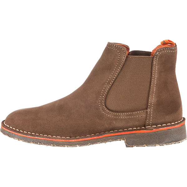 Toni Pons,  Chelsea Boots, grau-kombi   Pons, 3ab82d
