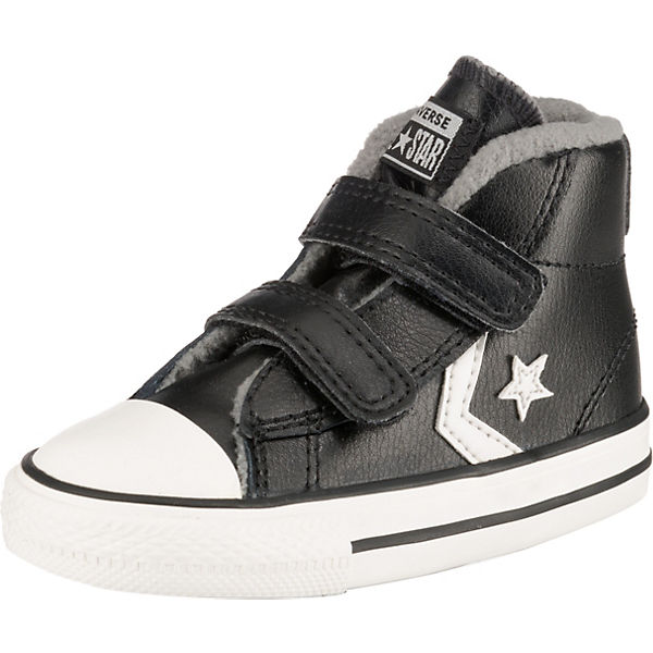 Baby Sneakers High STAR PLAYER 2V MID, für Jungen