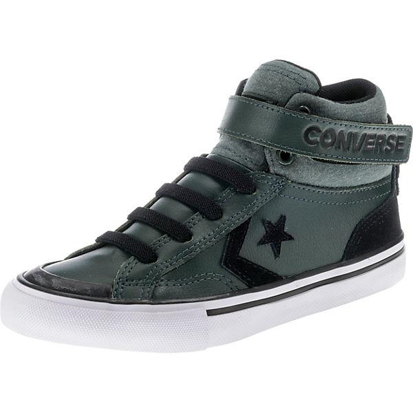 7235244bef CONVERSE, Sneakers High PRO BLAZE STRAP HI, für Jungen, grün   mirapodo