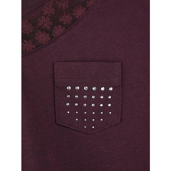 Armshirt Dress 4 lila 3 In xnCqnwHR1