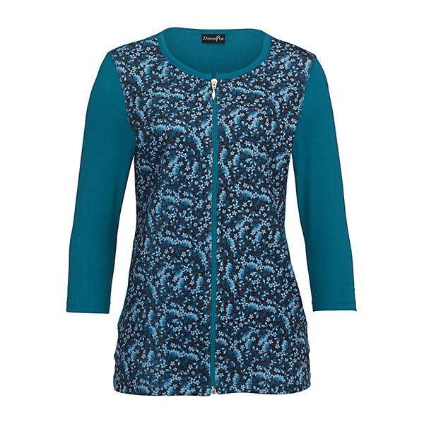 Dress Dress Strickjacke Strickjacke In Strickjacke In blau blau In blau Dress qdggCx1