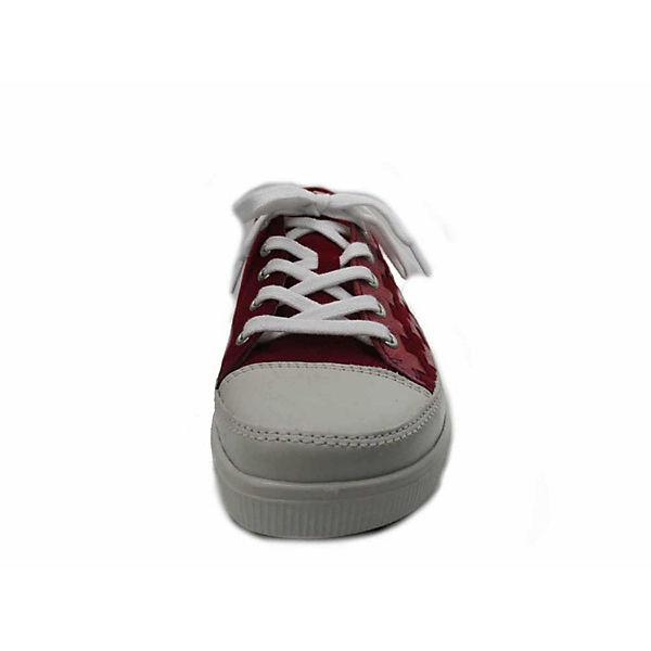 rot Low Sneakers Dietz Christian Christian Dietz Sneakers 4qZYO