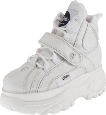 Buffalo London, 1534041 Sneakers High, weiß
