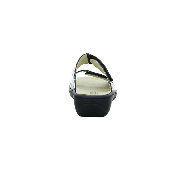 Longo, Komfort-Pantoletten, Gute schwarz  Gute Komfort-Pantoletten, Qualität beliebte Schuhe b3bdb4