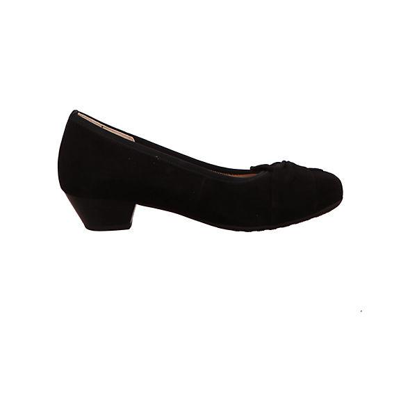 Gabor, Gute Klassische Pumps, schwarz  Gute Gabor, Qualität beliebte Schuhe 2d2f86