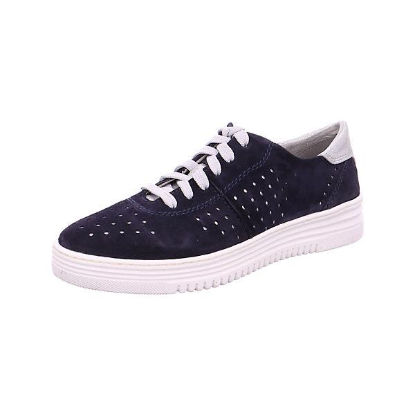 Sneakers Low Sneakers blau Jana Jana Low blau Low Jana Sneakers I7xqwaA7