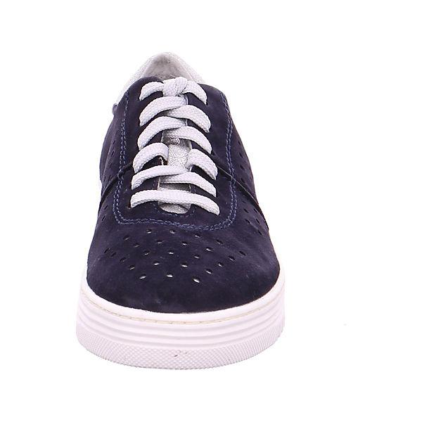 Jana, Sneakers Low, Low, Sneakers blau   7da045