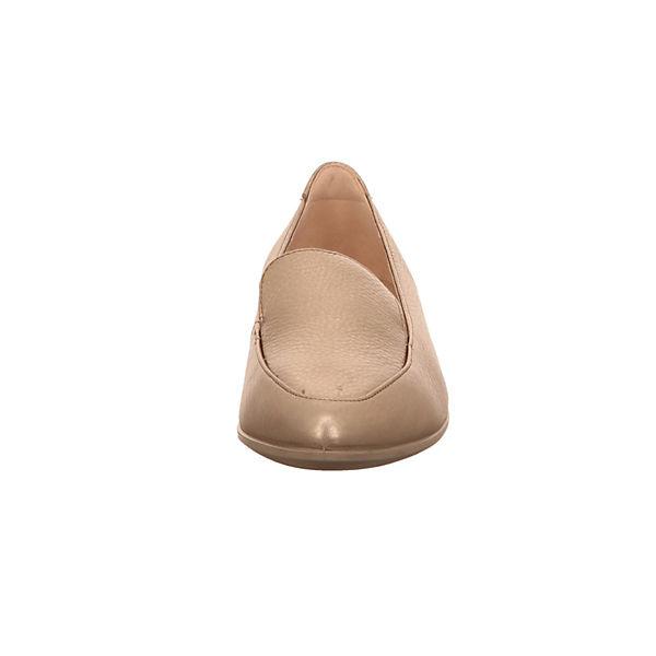 ecco,  Klassische Slipper, bronze   ecco, 8ae4cb