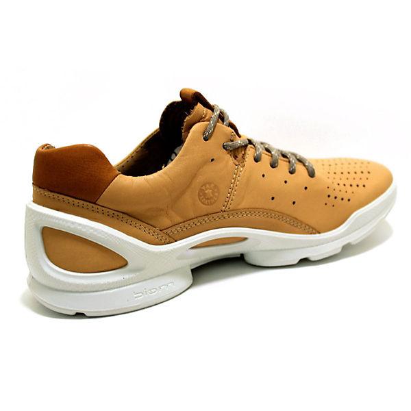 Ecco, Turnschuhes Niedrig, gelb Qualität Gute Qualität gelb beliebte Schuhe 0f107b