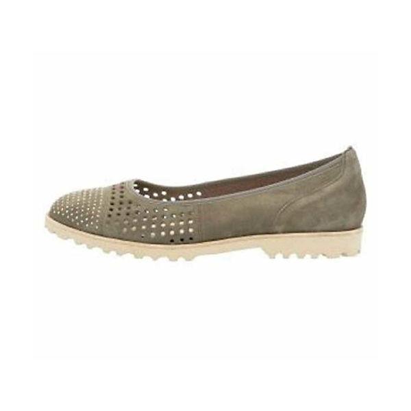 Gabor, Klassische Ballerinas, grün  Gute Qualität beliebte Schuhe