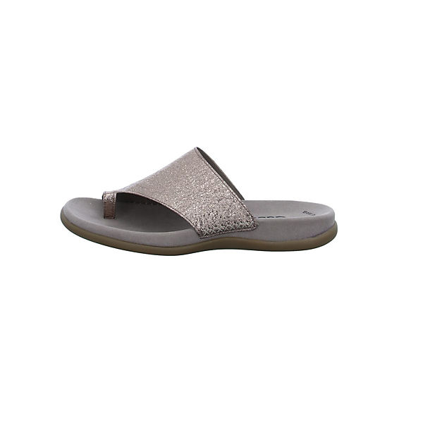 Gabor, Zehentrenner, rosa  Gute Schuhe Qualität beliebte Schuhe Gute cbf059