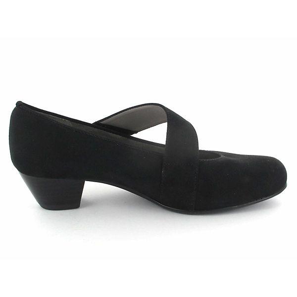 JENNY, Spangenpumps, schwarz Schuhe  Gute Qualität beliebte Schuhe schwarz 88b31b