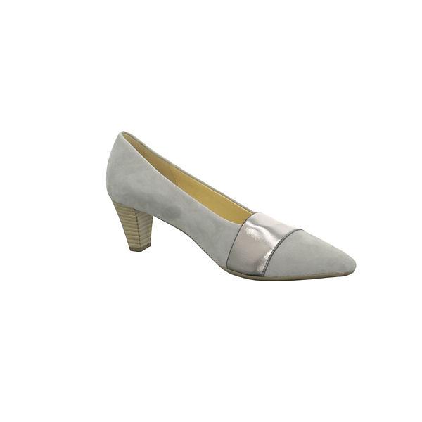 Gabor, Klassische Qualität Pumps, grau  Gute Qualität Klassische beliebte Schuhe e4c438