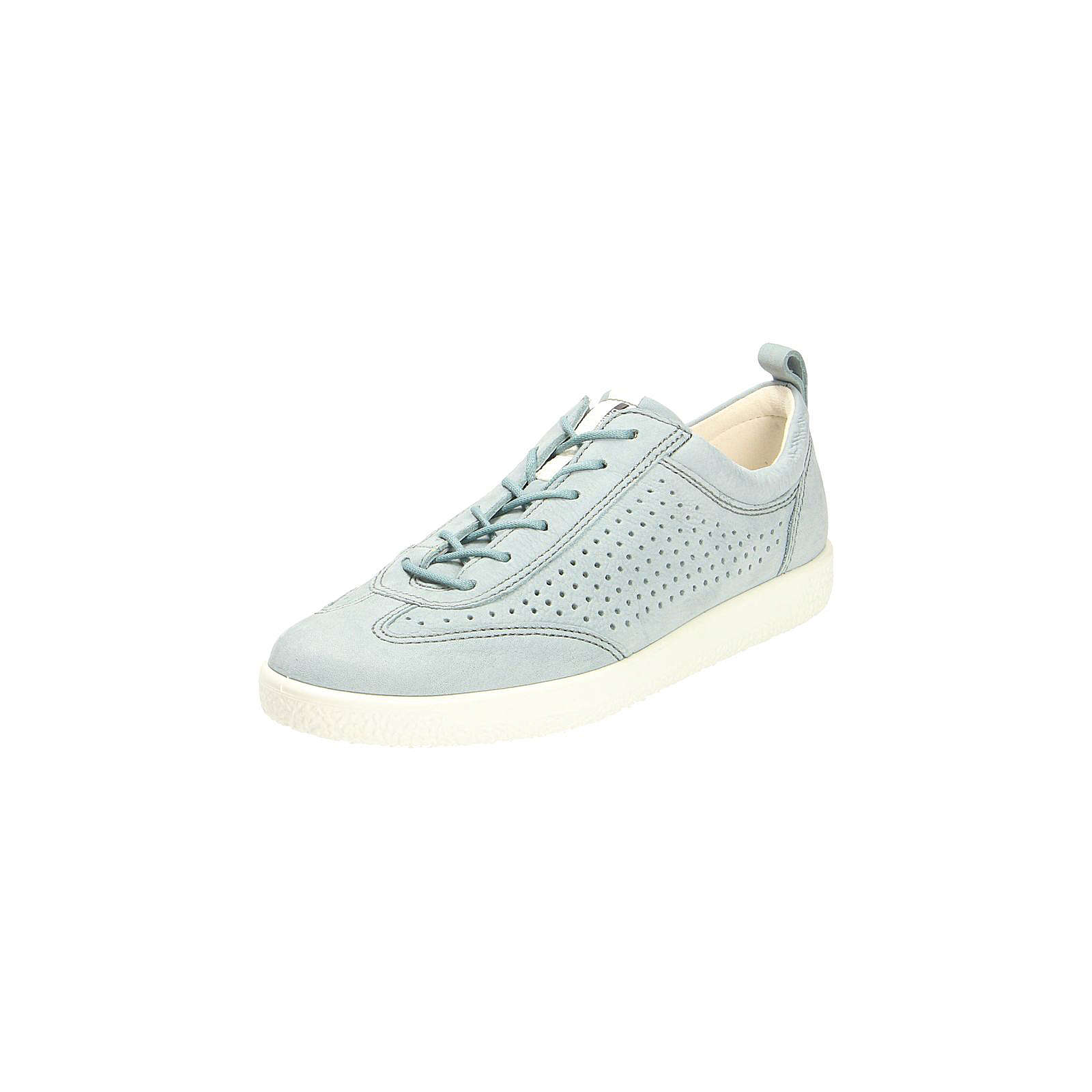 ecco Sneakers Low blau Damen Gr. 40