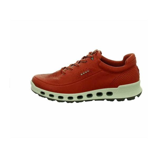 ecco Schnürschuhe rot  Gute Qualität beliebte Schuhe