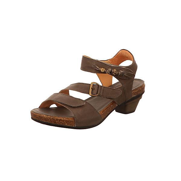 Think Klassische Sandaletten Klassische Think grau Sandaletten Think grau Klassische Sandaletten grau SYzxn7wn