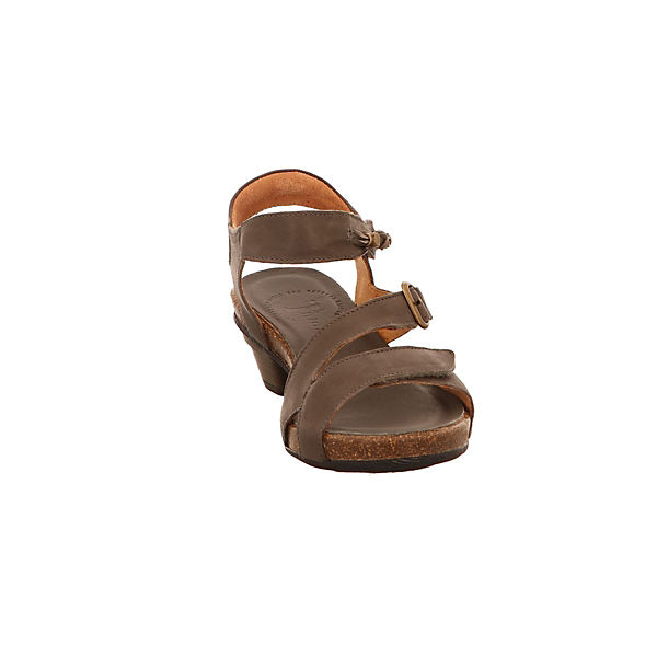 Think Sandaletten Klassische Klassische grau Think 8qrYS8