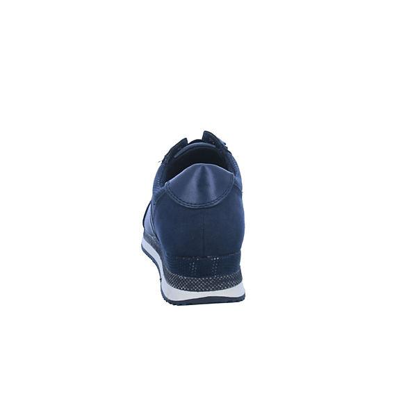 info for e2d6e 98d44 MARCO TOZZI, Sneakers Low, blau Schuhe Gute Qualität ...