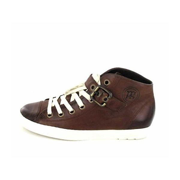 Paul Green Gute Sneakers High dunkelbraun  Gute Green Qualität beliebte Schuhe 60b515