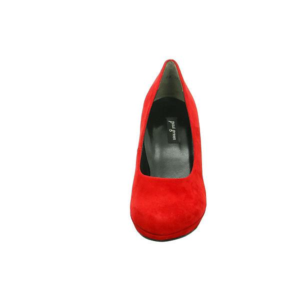 Paul Green, Klassische Pumps, beliebte rot  Gute Qualität beliebte Pumps, Schuhe 4b1ccc