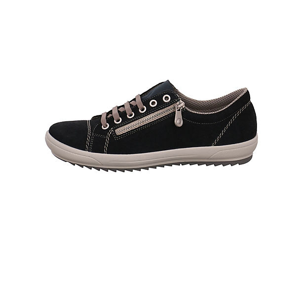 rieker, Schnürschuhe, blau  Gute Qualität beliebte Schuhe
