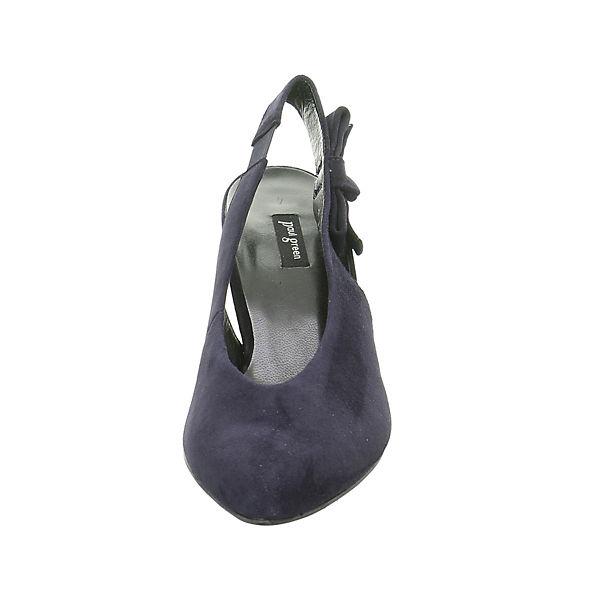 Paul Green, Sling-Pumps, lila beliebte  Gute Qualität beliebte lila Schuhe 658298
