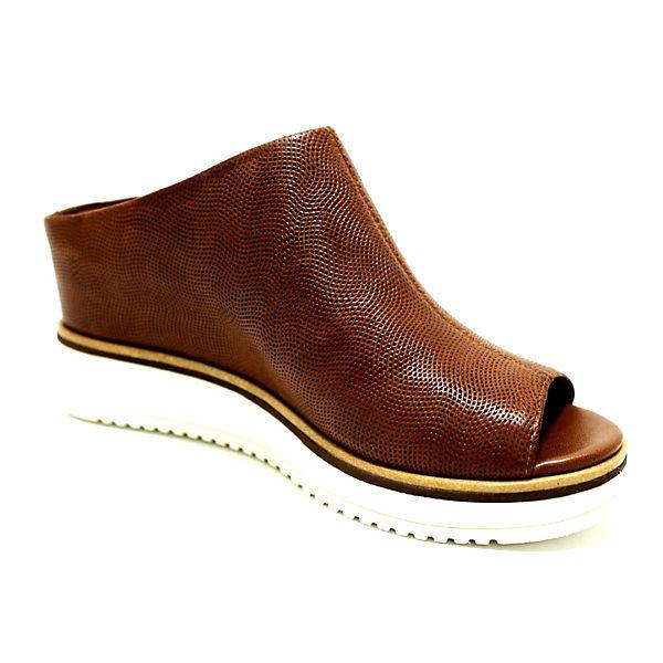 Tamaris, Pantoletten, dunkelbraun    Gute Qualität beliebte Schuhe 59b9a7