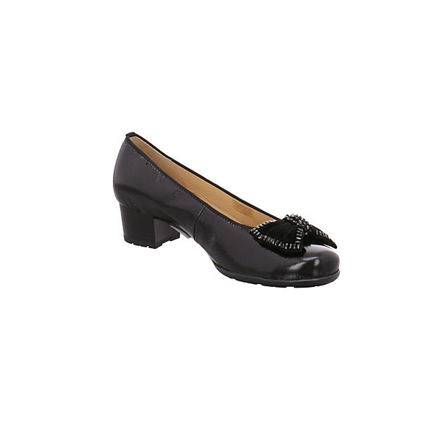 ara, Klassische Gute Pumps, schwarz  Gute Klassische Qualität beliebte Schuhe 057617