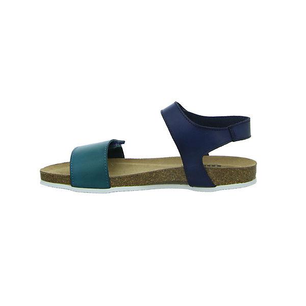 Longo, Klassische Sandalen, blau  Gute Qualität beliebte Schuhe