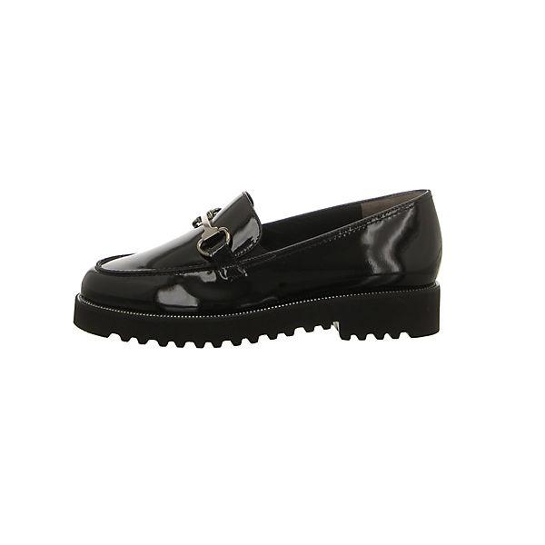 Paul Green, Loafers, schwarz
