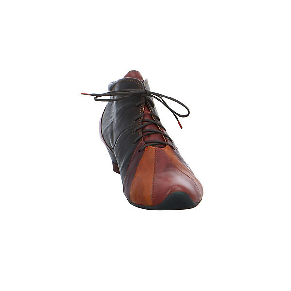 Think! Schnürstiefeletten braun  Gute Qualität beliebte Schuhe